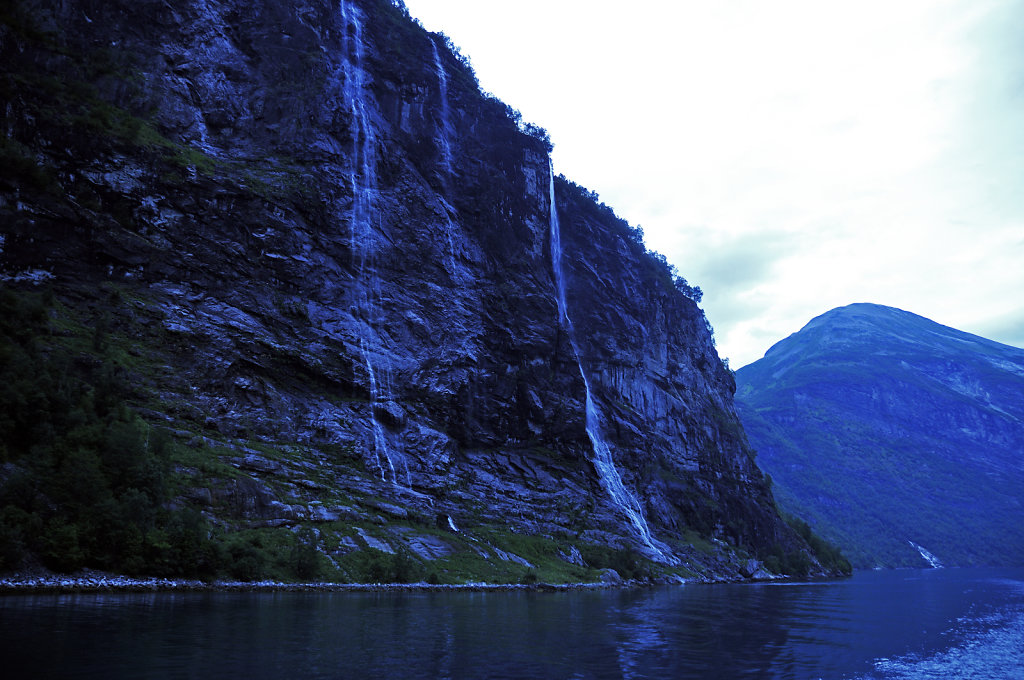 norwegen (122)  - auf dem fjord