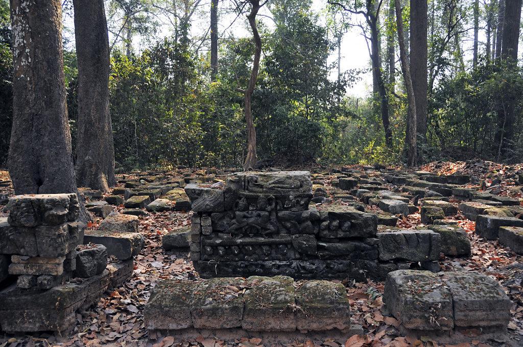 kambodscha - tempel von angkor - angkor thom - bayon (06)