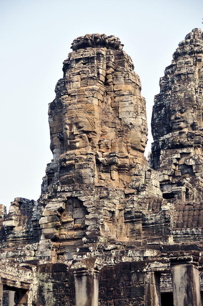 kambodscha - tempel von angkor - angkor thom - bayon (10)