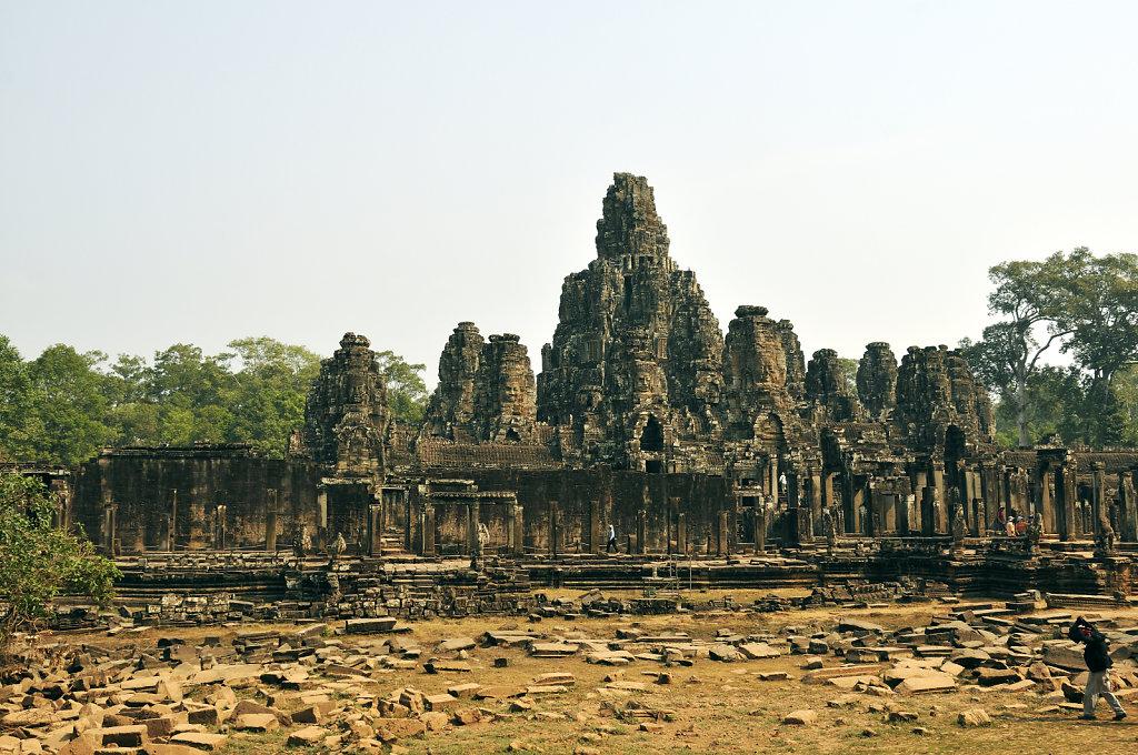kambodscha - tempel von angkor - angkor thom - bayon (13)