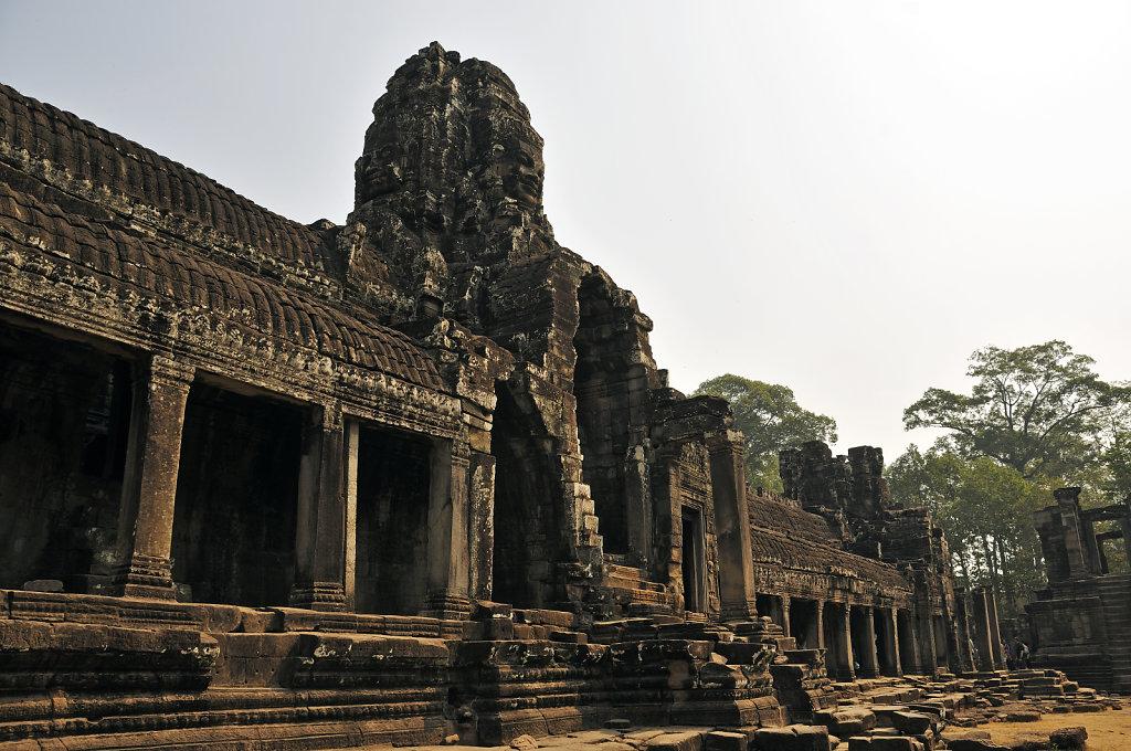 kambodscha - tempel von angkor - angkor thom - bayon (17)