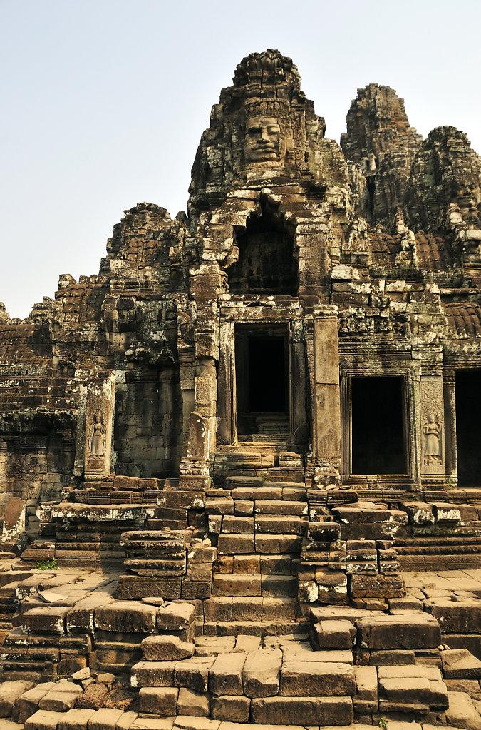 kambodscha - tempel von angkor - angkor thom - bayon (19)