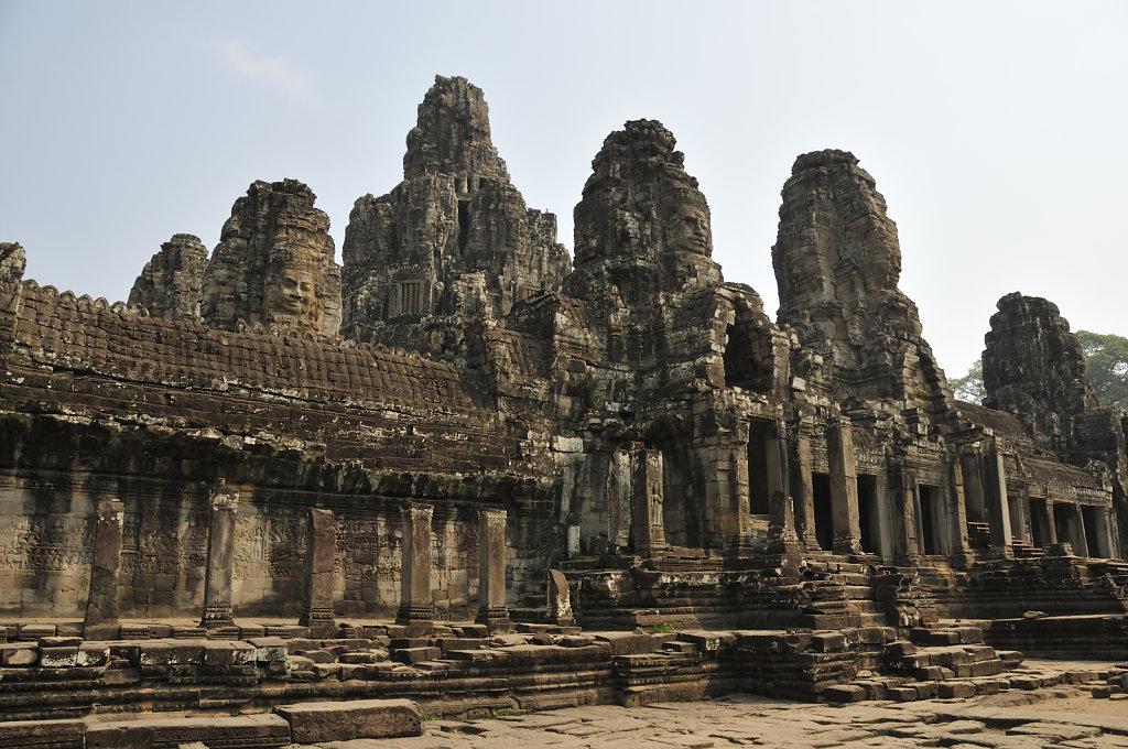 kambodscha - tempel von angkor - angkor thom - bayon (24)