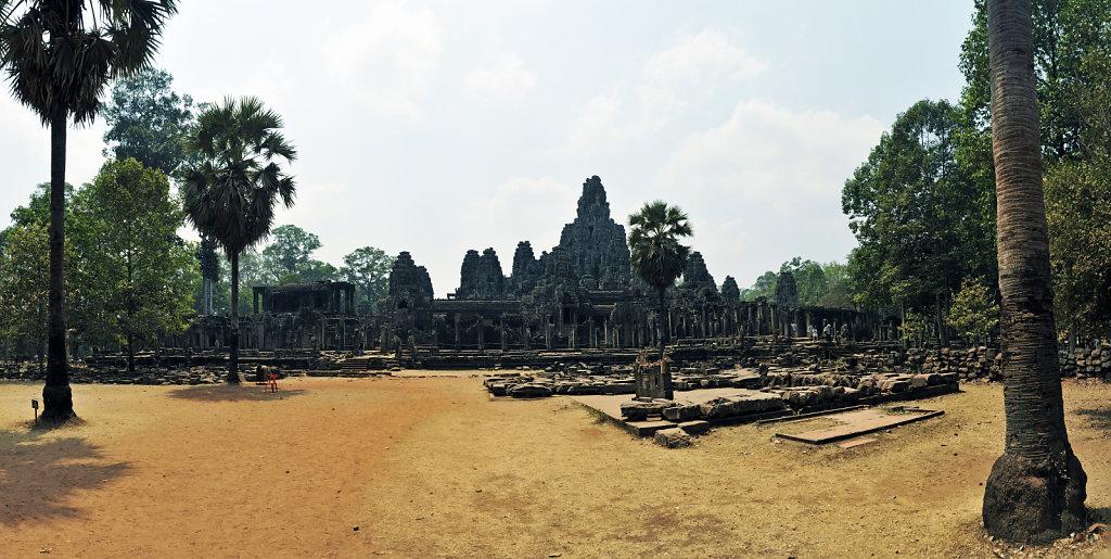 kambodscha - tempel von angkor - angkor thom - bayon (59) - teil