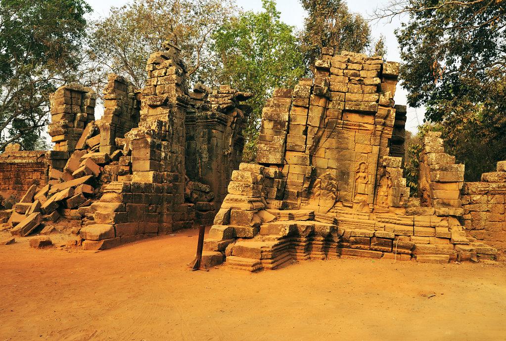 kambodscha - tempel von anghor - ta prohm (03)