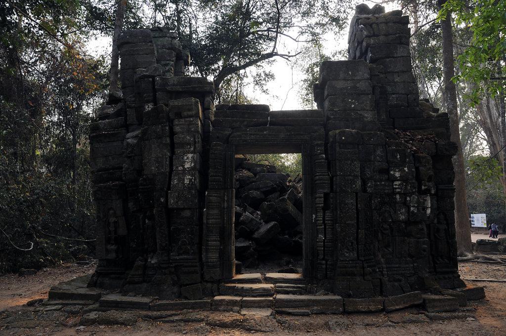 kambodscha - tempel von anghor - ta prohm (09)