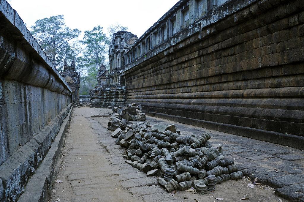 kambodscha - tempel von anghor - ta keo (18)