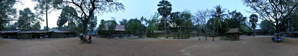kambodscha - tempel von anghor - lolei - 360° panorama (01)