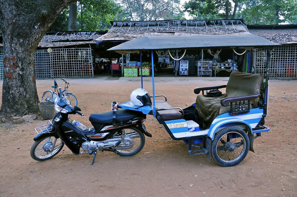 kambodscha - tempel von anghor - unterwegs (05)